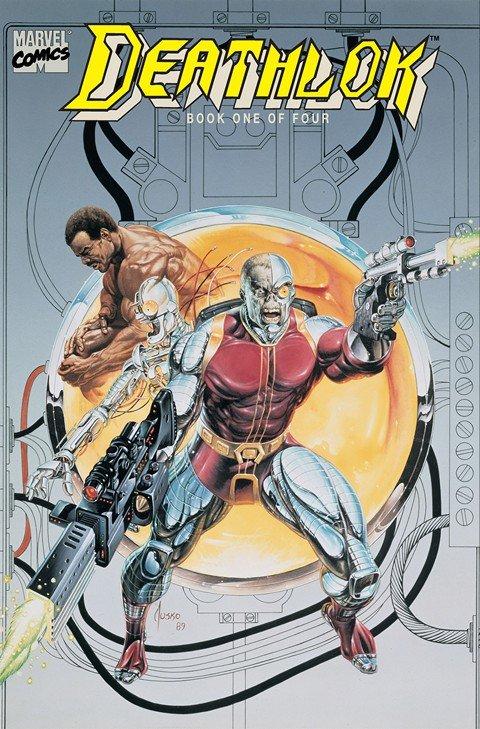 Deathlok Vol. #1 – 4 (1990)