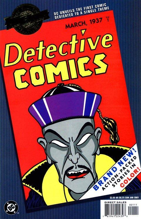 Detective Comics #1 – 881 (1937-2011)