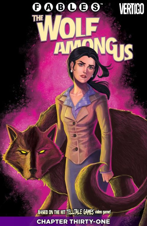 Fables – The Wolf Among Us #31