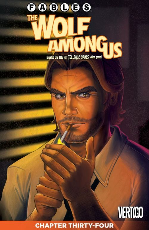 Fables – The Wolf Among Us #34