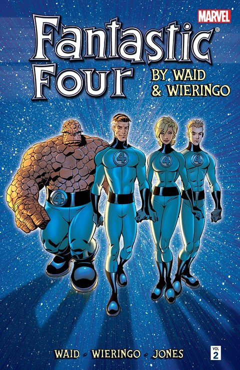 Fantastic Four By Mark Waid and Mike Wieringo – Ultimate Collection Book 2 (2011)