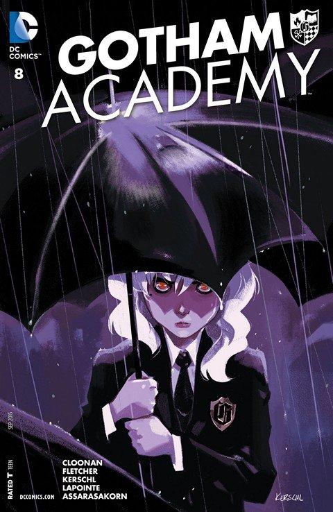 Gotham Academy #8 (2015)