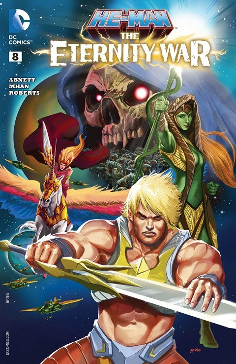 He-Man – The Eternity War #8