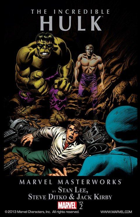 Marvel Masterworks – The Incredible Hulk Vol. 2 (2012)
