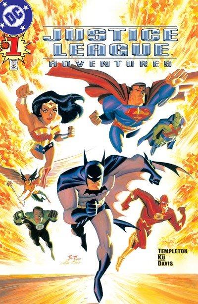 Justice League Adventures #1 – 34 (2002-2004)