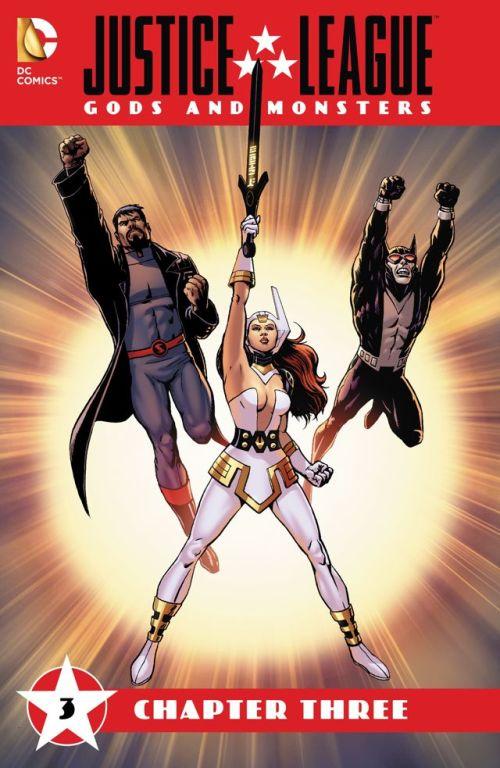 Justice League – Gods & Monsters #3