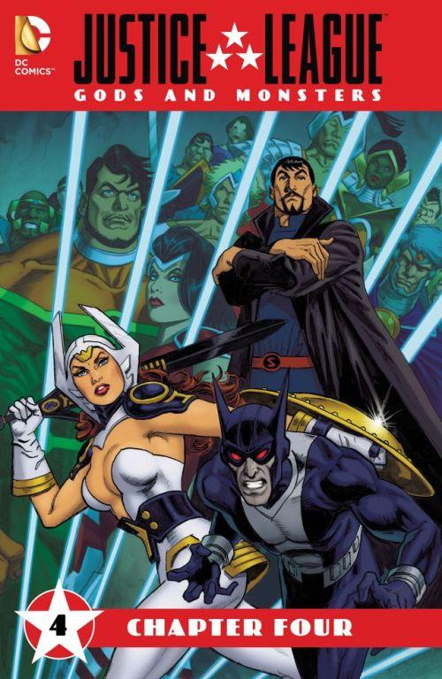 Justice League – Gods & Monsters #4