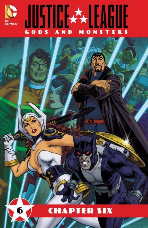 Justice League – Gods & Monsters #6