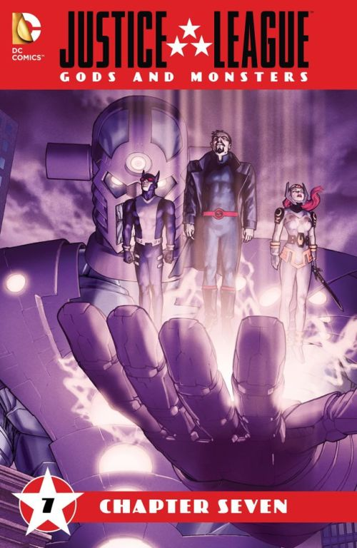 Justice League – Gods & Monsters #7