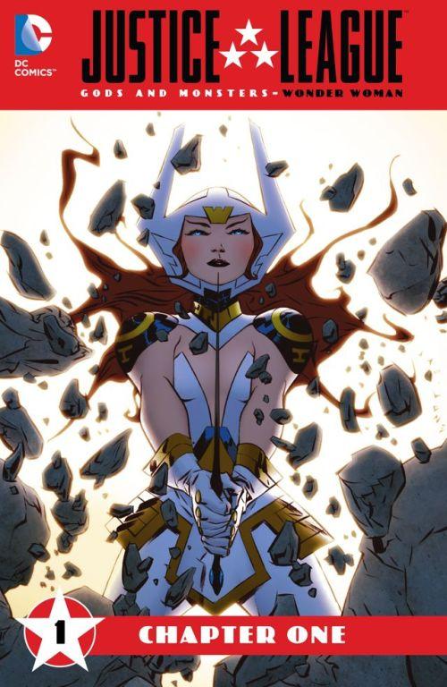 Justice League – Gods & Monsters – Wonder Woman #1
