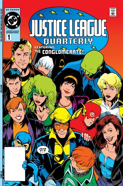 Justice League Quarterly #1 – 17 (1990-1994)