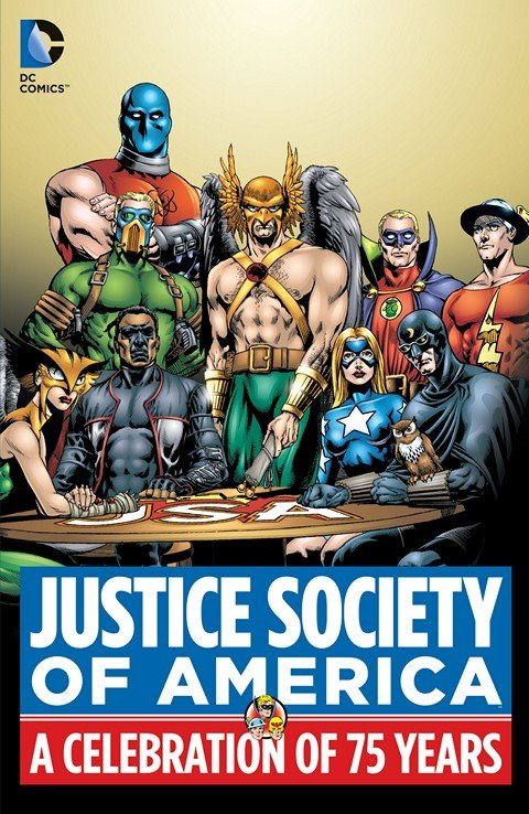 Justice Society of America – A Celebration Years (TPB) (2015)