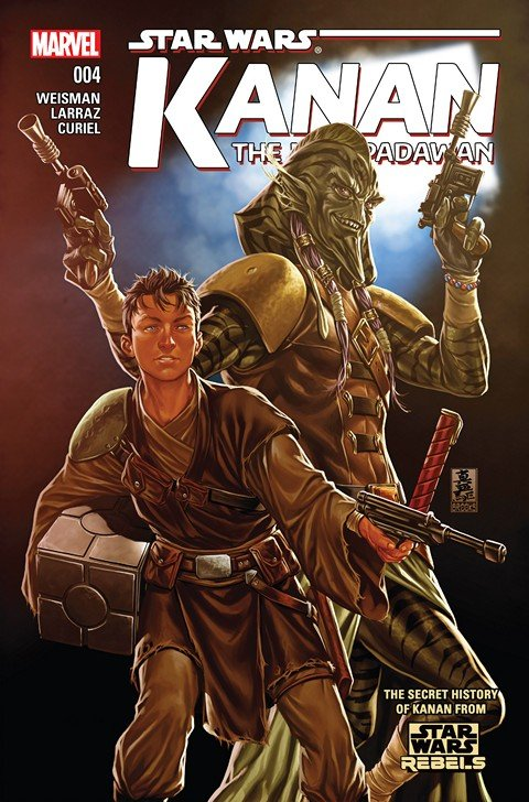 Kanan – The Last Padawan #4