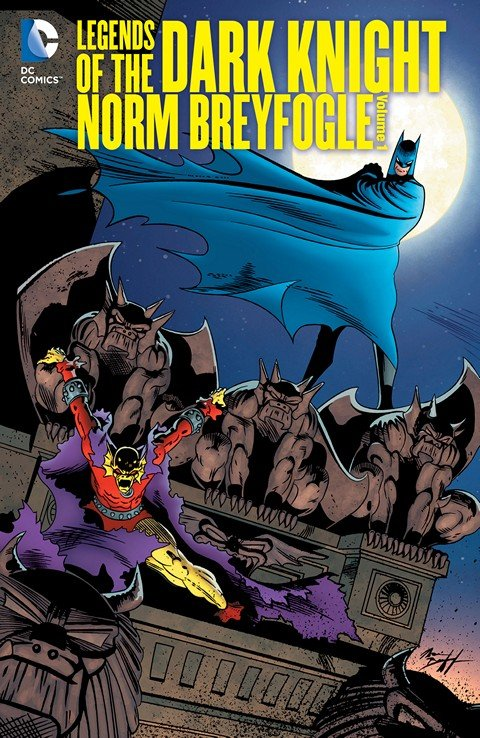Legends of The Dark Knight – Norm Breyfogle Vol. 1