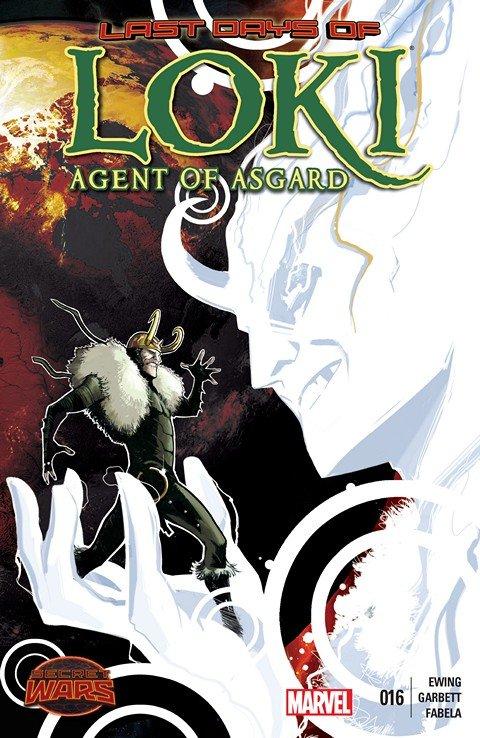 Loki – Agent of Asgard #16