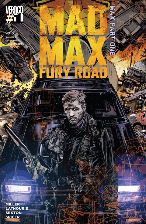 Mad Max: Fury Road – Mad Max #1