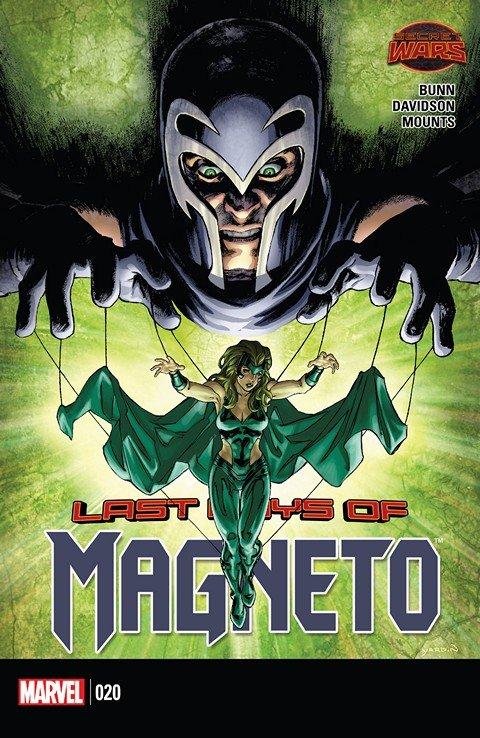 Magneto #20