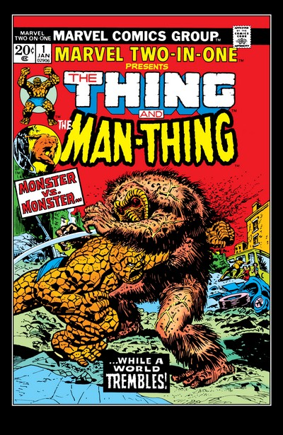 Marvel Two In One #1 – 100 + Annuals #1 – 7 (1974-1983)