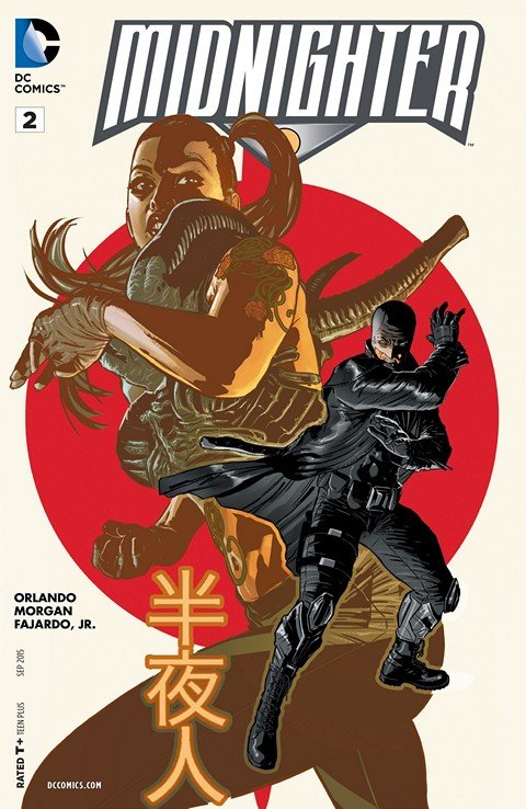 Midnighter #2