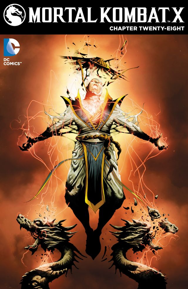 Mortal Kombat X #28