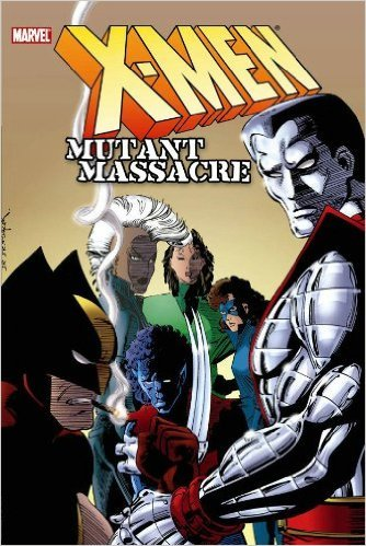 X-Men – Mutant Massacre (Story Arc) (1986-1987)