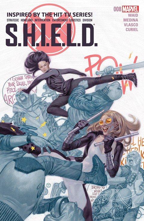 S.H.I.E.L.D. #8