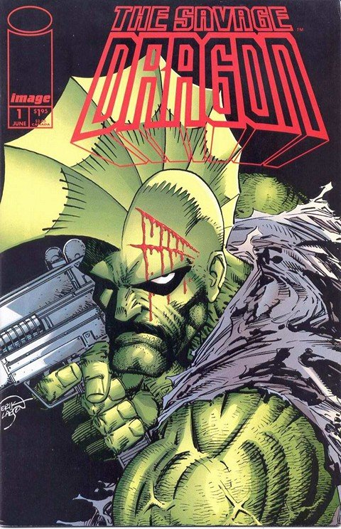 Savage Dragon #0 – 224 + Crossover Collection