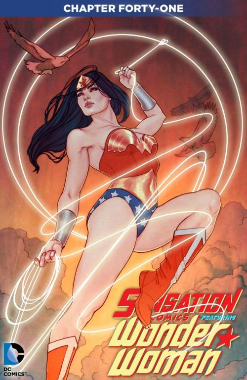 Sensation Comics Featuring Wonder Woman #41