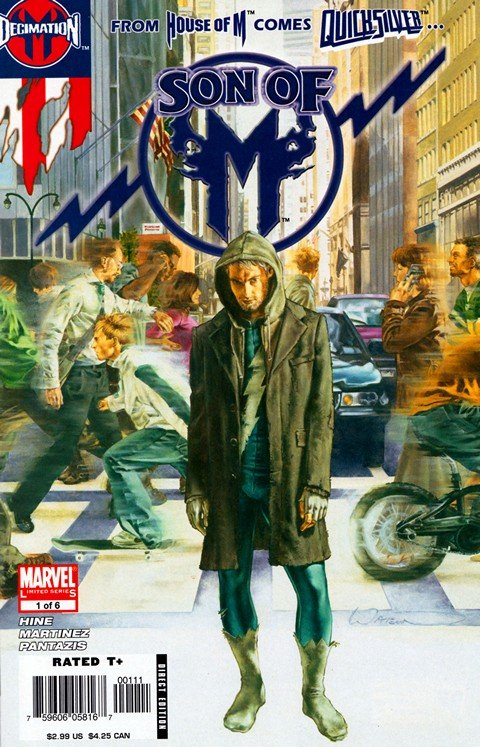 Son of M #1 – 6