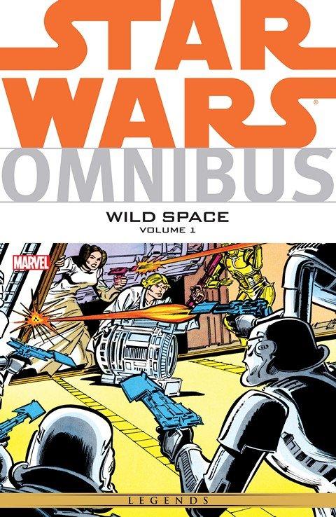 Star Wars Omnibus – Wild Space Vol. 1 – 2 (Marvel Edition) (2015)