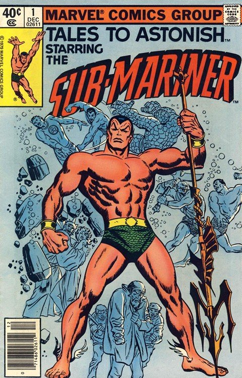 Tales to Astonish Vol. 2 #1 – 14 (1979-1981)
