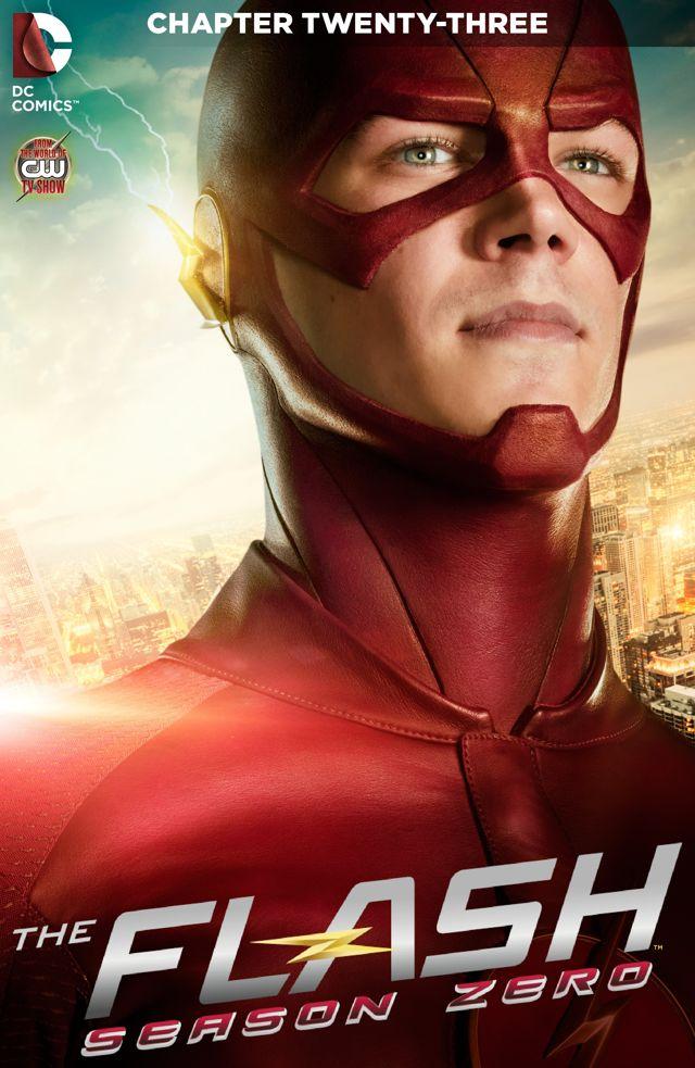 The Flash – Season Zero #23