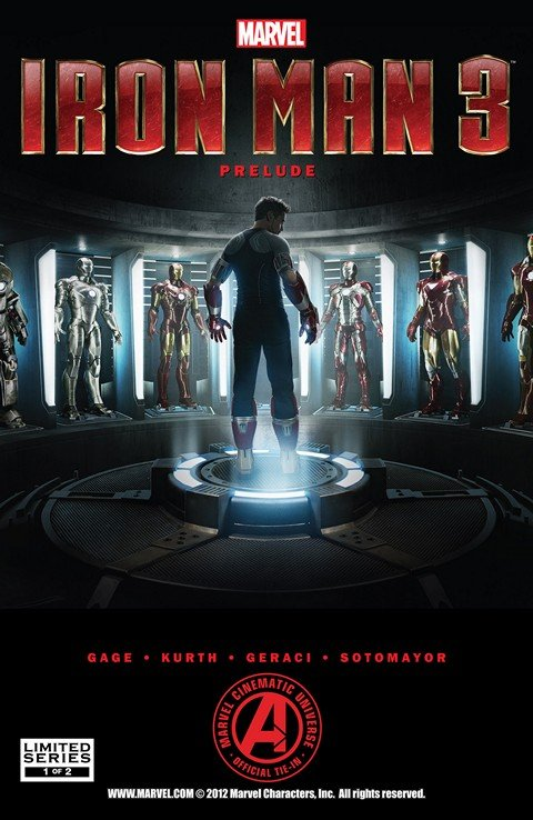 The Marvel Cinematic Universe (Collection)