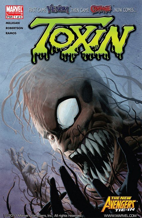 Toxin #1 – 6