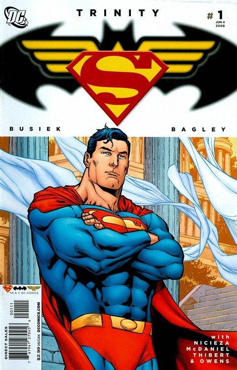Trinity #1 – 52 (DC Comics)