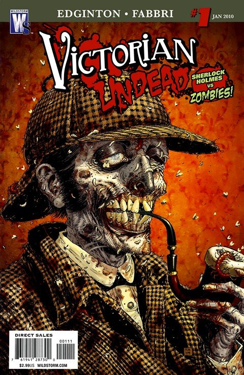 Victorian Undead (Collection)