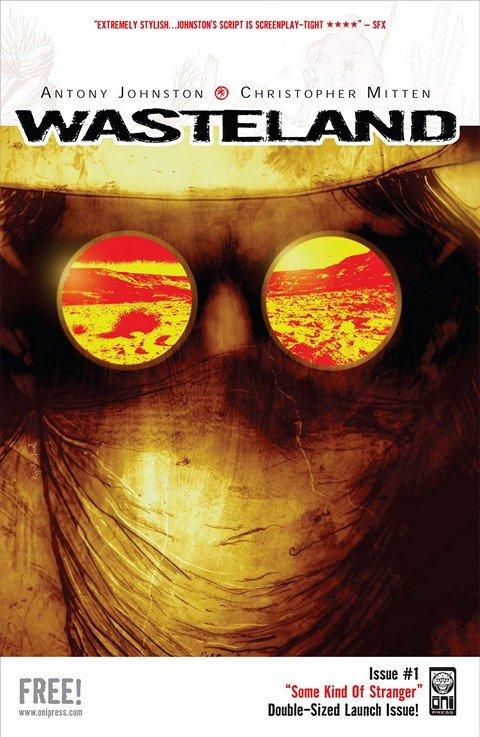Wasteland #1 – 60