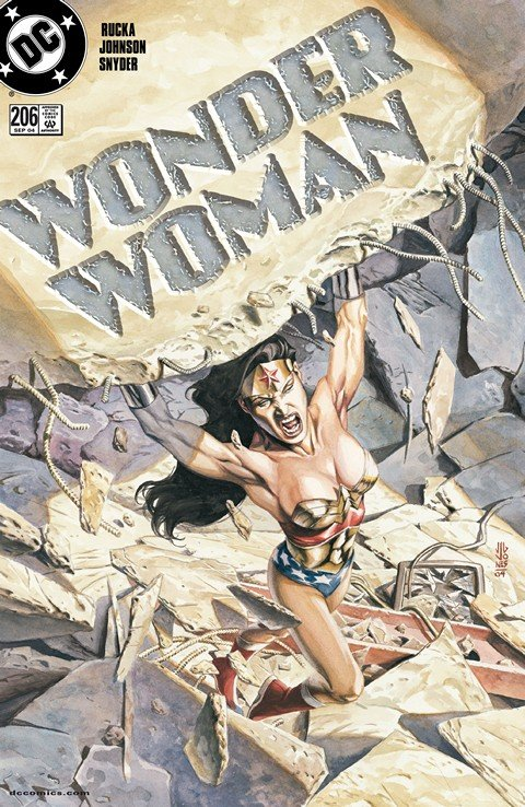 Wonder Woman – Eyes of the Gorgon