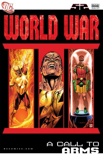 World War III #0 – 4 (2007)