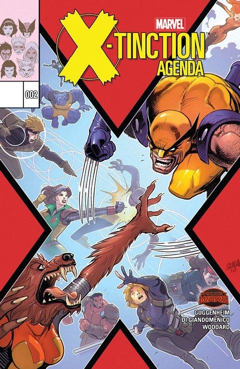 X-Tinction Agenda #2