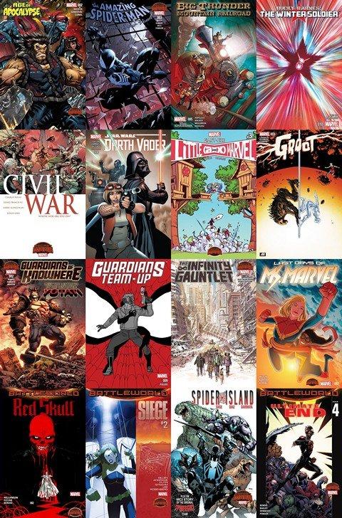 2015.08.05 Marvel Week+