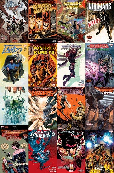 2015.08.12 Marvel Week+