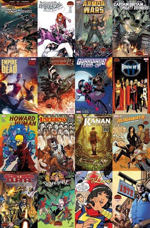 2015.08.19 Marvel Week+