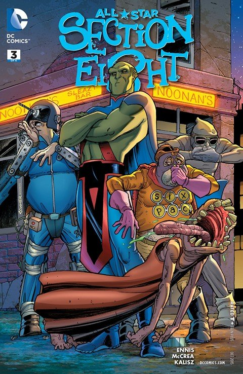 All-Star Section Eight #3