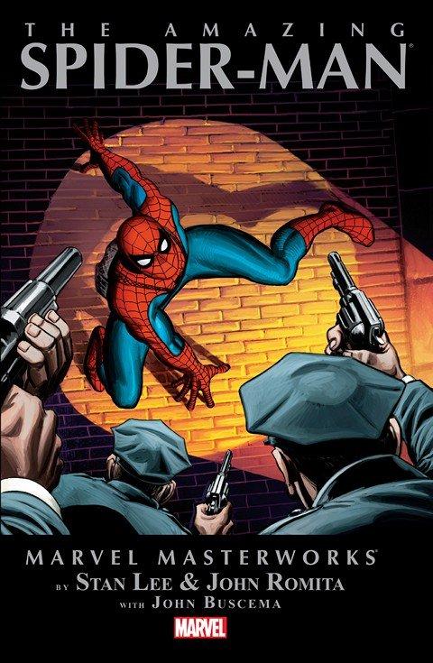 Amazing Spider-Man Masterworks Vol. 8