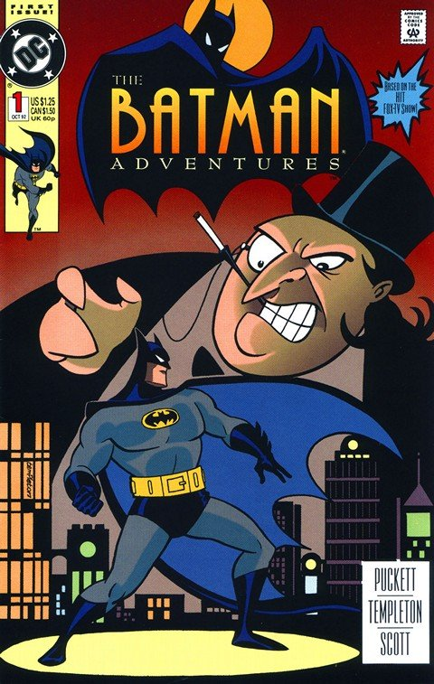 Batman Adventures (Collection)