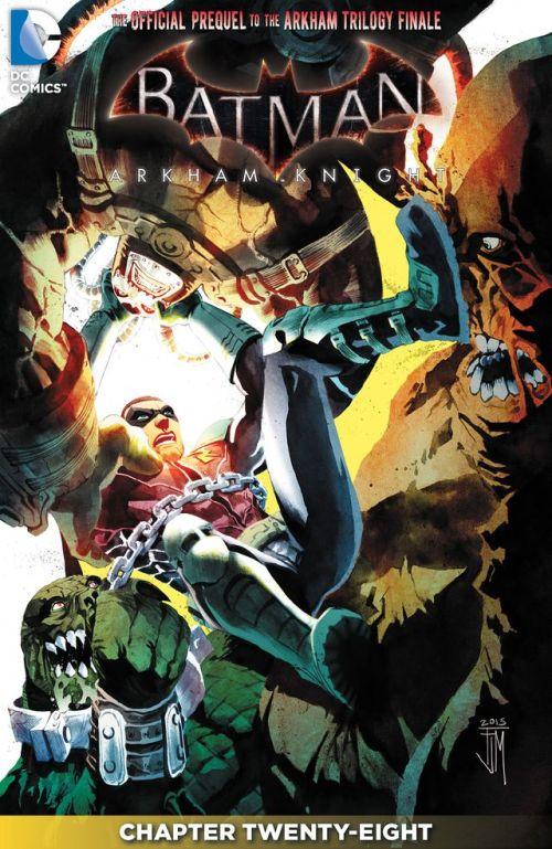 Batman – Arkham Knight #0 – 28 + Print Version + Genesis