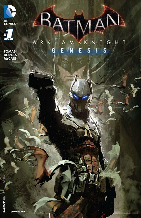 Batman – Arkham Knight – Genesis #1