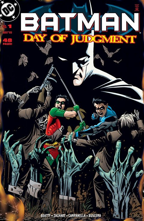 Batman – Day of Judgment