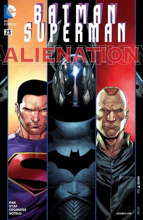 Batman – Superman #23